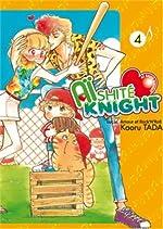 Aishite Knight - Lucile, amour et rock'n roll Vol.4 de TADA Kaoru