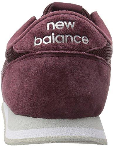 New Balance U420, Running Mixte Adulte red
