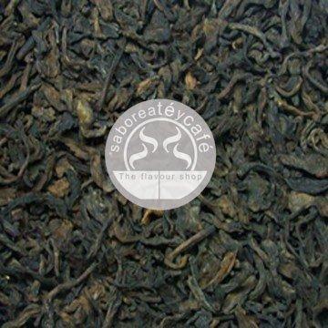 Thé rouge Pu Erh Yunnan en Chine Hebra saboreateycafe 1 Kg. - idéal pour les régimes de perte de poids de thé. Développement de procédés et la fermentation en fûts de chêne pendant quinze ans.