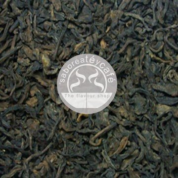 Tè rosso Pu Erh dello Yunnan in Cina Hebra saboreateycafe 1 Kg. - Ideale per tè perdita di peso diete. processo di sviluppo e fermentazione in botti di rovere per quindici