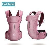 Hot Mom Baby Carrier ergonomically Designed Multiple-Positions
