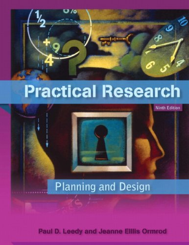 Practical Research: Planning and Design: United States Edition (myeducationlab (Access Codes))