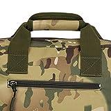 Best Nylon Briefcases - ELECTROPRIME® Men's Nylon Handbag Briefcase Tote Laptop Shoulder Review