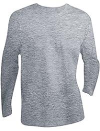 SOLS Monarch - T-shirt à manches longues - Homme
