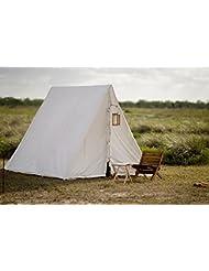 military A - tent groß , Reenactment Zelt , Keilzelt frame dog tent Mittelalter