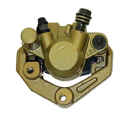 Sella 1pistone freno anteriore Gold-GY650ccm Roller, PGO, Adly, Baotian, muz/MZ, Rex, Puma, Tank, Yamaha, ZongShen, Kymco Agility