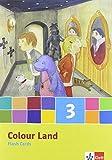 Colour Land ab Klasse 1 - Neubearbeitung. Band 3. Flash Cards. Ausgabe Baden-Württemberg, Berlin, Brandenburg, Rheinland-Pfalz [import allemand]