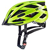 Uvex I-VO 3D Fahrrad Helm gelb 2019: Größe: 52-57cm