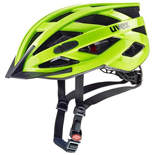 uvex Unisex- Erwachsene i-vo 3D Fahrradhelm, Gelb, 52-57