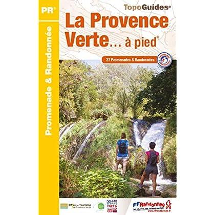 La Provence verte à pied