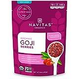 Navitas Naturals Organic Goji Berries Pouch, 454g
