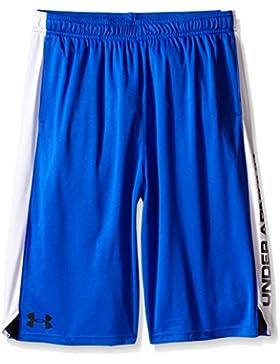 Under Armour Eliminator Short Pantalones cortos deportivos, Niños, Azul (Ultra Blue), YXL