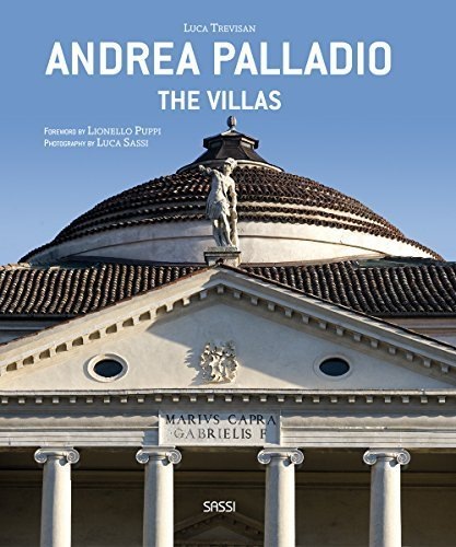 Andrea Palladio: The Villas by Luca Trevisan (2012-10-01)