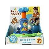 Bright Starts, Musikspielzeug, Drück- und Leuchtkreisel