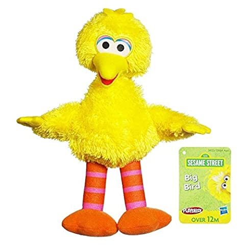 Sesame Street Mini Plush - Big Bird