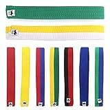 Mentin cinturón para Taekwondo Karate Judo...