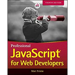 Professional Javascript for Web Developers: Website Associated With Book