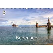 Bodensee (Wandkalender 2018 DIN A3 quer): Eine fotografische Rundreise um den Bodensee mit Besuchen in Lindau, Friedrichshafen, Meersburg und vielen ... Orte) [Kalender] [Jan 24, 2013] Kruse, Joana