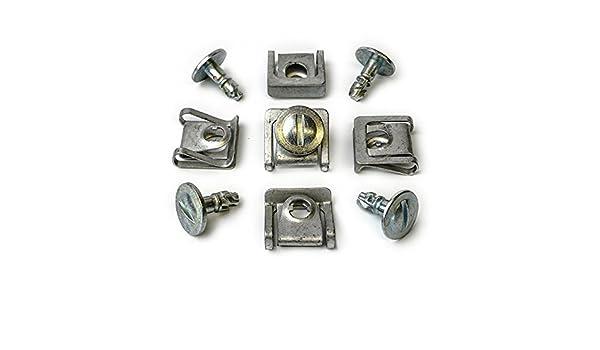 8D0805121 Motorschutz Schraube Halteklammer Unterschutz Unterboden 5 St/ück