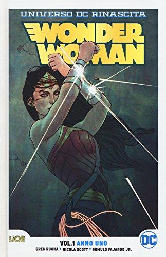 Wonder Woman. Anno uno: 1