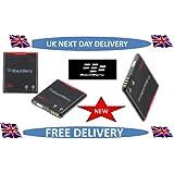 BlackBerry 0000439544 EM-1 Battery for Curve 9360/9350/9370 - Black