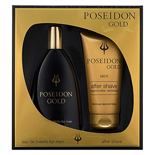 Instituto Español - Pack Posseidon Gold (Colonia + Gel)