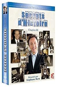 Secrets d'histoire, chapitre 3
