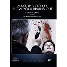 """Makeup Blood FX - Blow Your Brains Out: Learn a down and dirty, highly realistic """"bullet hit"""" blood effect using affordable materials"""