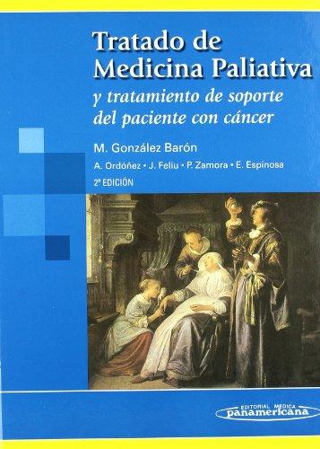 GONZALEZ BARON:Tratad.Medici.Paliat,2aEd por Manuel Gonzalez Baron