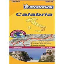 Calabria (Mapas Local Michelin)