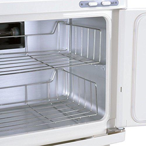 Handtuchwärmer Kompressenwärmer 18 Liter mit UV-Sterilisierfunktion - 4