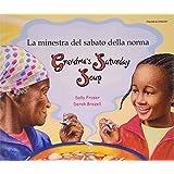 Grandma's Saturday Soup in Italian and English (Multicultural Settings)