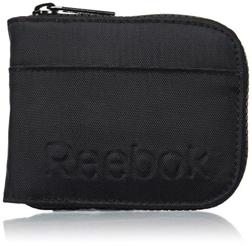 Reebok - Lifestyle Essentials Unisex Wallet, color black