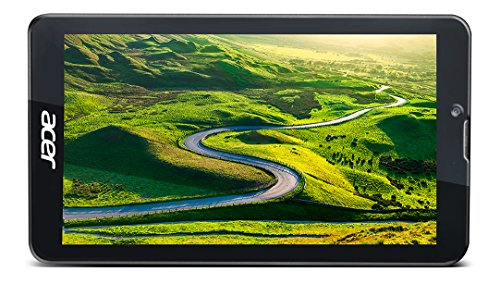 Acer Iconia ONE-7 Tablet (16GB, 7 Inches, WI-FI) Black, 1GB RAM Price in India