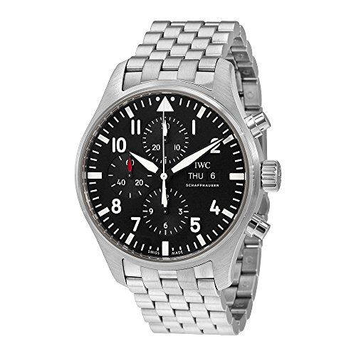 iwc-mens-pilots-43mm-steel-bracelet-case-automatic-analog-watch-iw377710