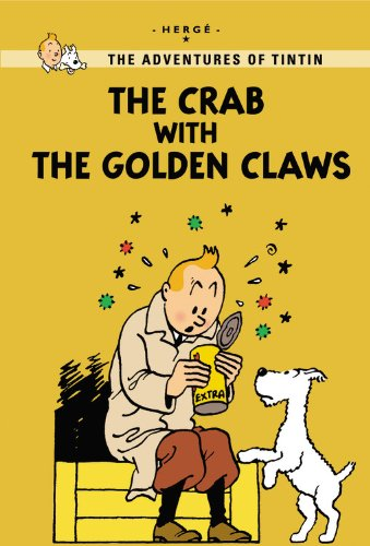 The Crab with the Golden Claws (Adventures of Tintin (Paperback))