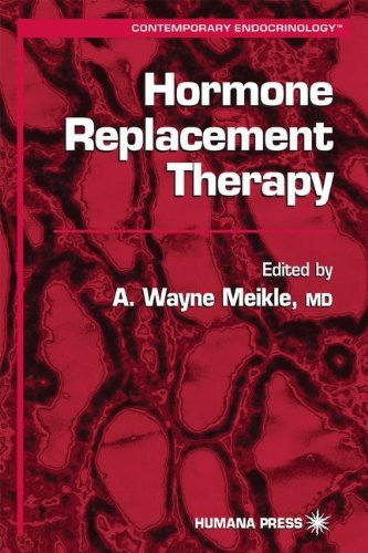 Hormone Replacement Therapy (Contemporary Endocrinology) (1999-06-15)