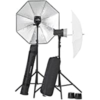 Elinchrom el20838.2–équipement complet Studio Flash Parapluie D-LITE RX 2/2, Noir