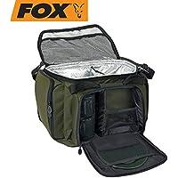 Essenstasche zum Angeln K/ödertasche K/ühltasche zum Karpfenangeln Boilietasche Fox Camolite Coolbag Standard 39x18x15cm