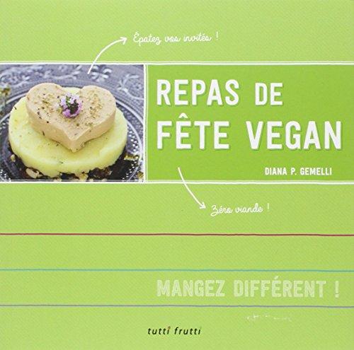 Repas de fête vegan