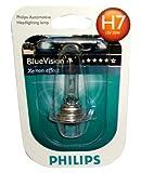 Philips 12972 BV B H7 BLUE VISION Blister 1 - Auslaufartikel