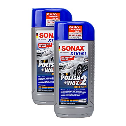 Sonax Wax 2