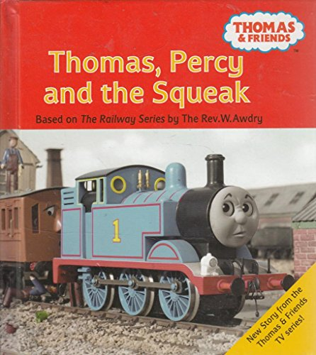 Thomas, Percy and the squeak on TheBookSeekers