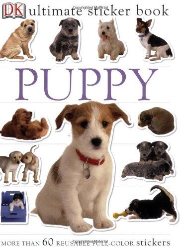Ultimate Sticker Book: Puppy (DK Ultimate Sticker Books) thumbnail