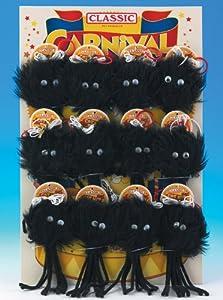 Classic - Black Spider Cat Toy by Caldex