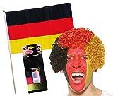 Unbekannt Goodmark 101Goodmark 10983B - Fanset Deutschland, 3 teilig
