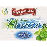 Maraviglia - Tisana Purezza, Infuso Di Menta, Ortica E Liquerizia - 25.5 G