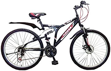 Kross K40 26T Multi-Speed with Disc Brake Cycle ...