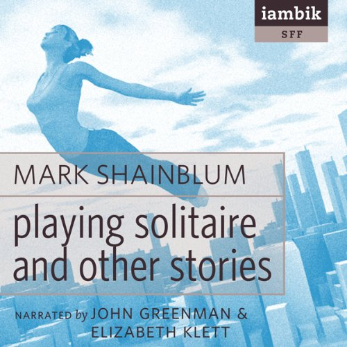 Playing Solitaire and Other Stories  Audiolibri