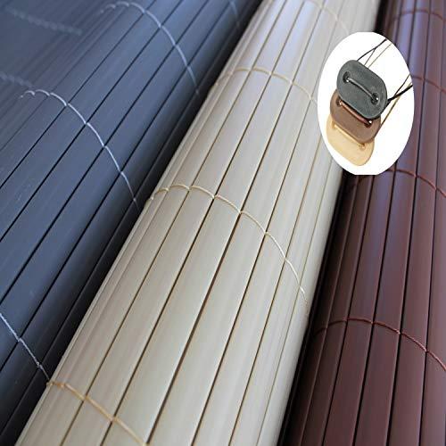 promo code 9d05b 33947 Test Top-Multi PVC Sichtschutz Windschutz inklusive Befestigungsset ...